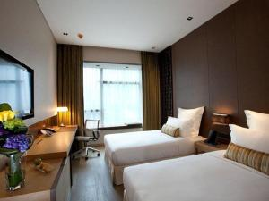 Blissful King or Twin Room