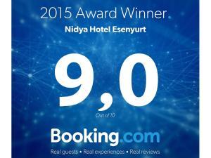 Nidya Hotel Esenyurt, Szállodák  Esenyurt - big - 13