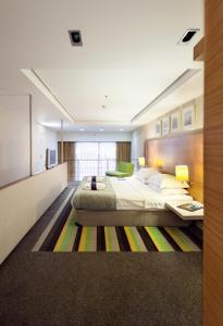 Apartament dwupoziomowy typu Junior Suite
