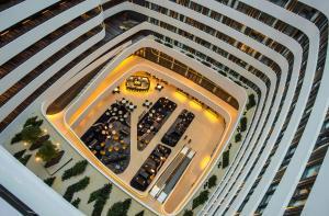 Hilton Amsterdam Airport Schiphol, Hotely  Schiphol - big - 49