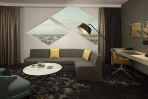 Hilton Amsterdam Airport Schiphol, Отели  Схипхол - big - 27