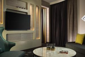Hilton Amsterdam Airport Schiphol, Hotely  Schiphol - big - 26