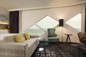 Hilton Amsterdam Airport Schiphol, Отели  Схипхол - big - 12