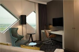 Hilton Amsterdam Airport Schiphol, Отели  Схипхол - big - 18