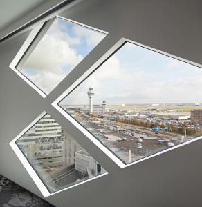 Hilton Amsterdam Airport Schiphol, Hotely  Schiphol - big - 17