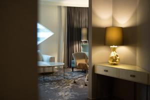 Hilton Amsterdam Airport Schiphol, Отели  Схипхол - big - 15