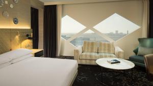 Hilton Amsterdam Airport Schiphol, Hotely  Schiphol - big - 19