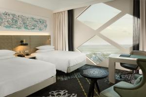 Hilton Amsterdam Airport Schiphol, Отели  Схипхол - big - 3