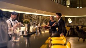 Hilton Amsterdam Airport Schiphol, Отели  Схипхол - big - 42
