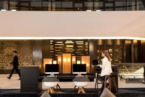 Hilton Amsterdam Airport Schiphol, Отели  Схипхол - big - 33