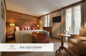Monte Rosa Boutique Hotel, Hotely  Zermatt - big - 5