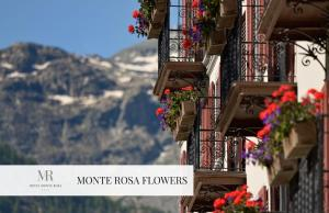Monte Rosa Boutique Hotel, Hotely  Zermatt - big - 26