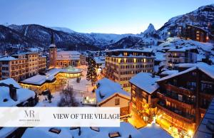 Monte Rosa Boutique Hotel, Hotely  Zermatt - big - 1