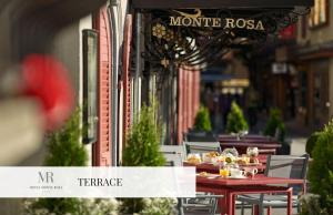Monte Rosa Boutique Hotel, Hotely  Zermatt - big - 25