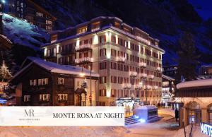 Monte Rosa Boutique Hotel, Hotely  Zermatt - big - 31