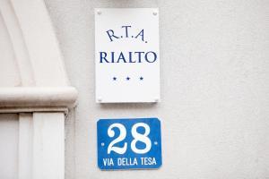 Residence Rialto, Aparthotels  Triest - big - 41