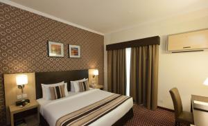 Fortune Karama Hotel, Hotely  Dubaj - big - 20