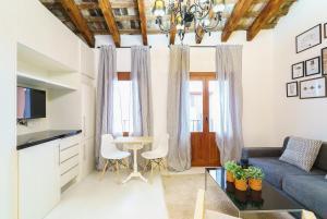 Valencia Luxury Attics Ayuntamiento, Апартаменты  Валенсия - big - 93