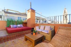 Valencia Luxury Attics Ayuntamiento, Апартаменты  Валенсия - big - 91