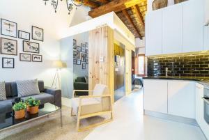 Valencia Luxury Attics Ayuntamiento, Апартаменты  Валенсия - big - 95