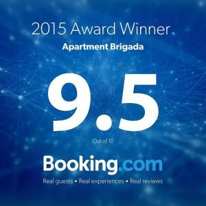 Apartment Brigada, Apartmány  Belehrad - big - 50