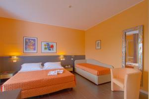 Hotel Michelangelo, Отели  Морской Милан - big - 4
