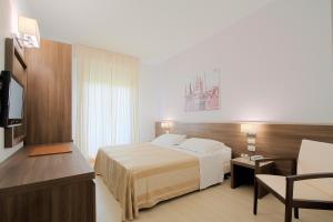 Hotel Michelangelo, Отели  Морской Милан - big - 34