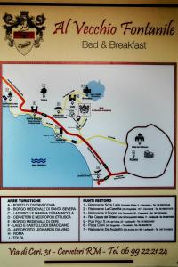Al Vecchio Fontanile B&B, Bed & Breakfast  Ladispoli - big - 51