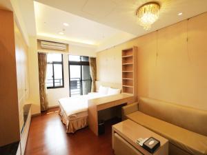CK Serviced Residence, Апартаменты  Тайбэй - big - 29