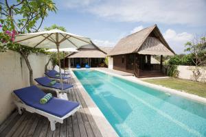Villa Waru, Holiday parks  Lembongan - big - 11
