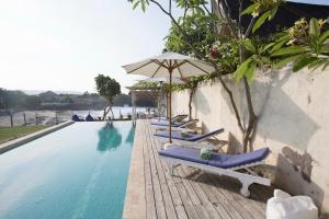Villa Waru, Holiday parks  Lembongan - big - 2