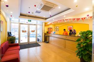 Home Inn Beijing Yansha East Sanyuan Bridge, Hotely  Peking - big - 27