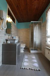 Ai 3 Cantici, Bed and Breakfasts  Triora - big - 7