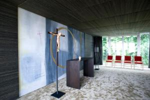 SPES Hotel & Seminare, Отели  Schlierbach - big - 50