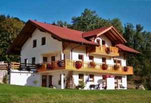 Ferienwohnung Lindenhof, Apartmány  Sankt Englmar - big - 1