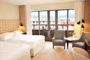Hyatt Regency Nice Palais de la Méditerranée, Hotel  Nizza - big - 5