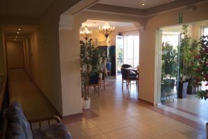 Fani Hotel, Aparthotely  Loutra Edipsou - big - 49
