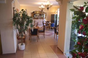 Fani Hotel, Aparthotely  Loutra Edipsou - big - 61