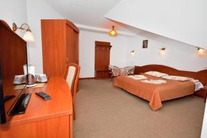 Willa Kubik, Guest houses  Zakopane - big - 11