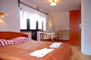 Willa Kubik, Guest houses  Zakopane - big - 13