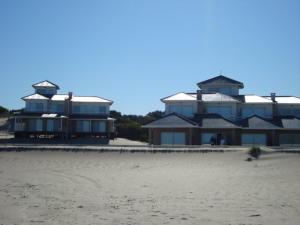 Apart En La Playa, Aparthotely  Mar de las Pampas - big - 31