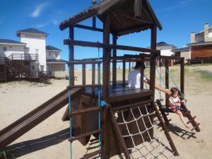 Apart En La Playa, Aparthotely  Mar de las Pampas - big - 19