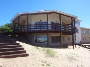 Apart En La Playa, Aparthotely  Mar de las Pampas - big - 39