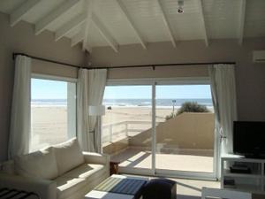 Apart En La Playa, Aparthotely  Mar de las Pampas - big - 53