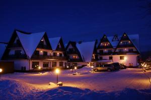 Willa Kubik, Guest houses  Zakopane - big - 32