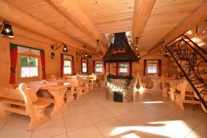 Willa Kubik, Guest houses  Zakopane - big - 28