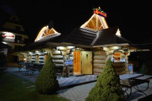 Willa Kubik, Vendégházak  Zakopane - big - 29