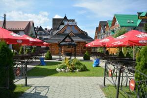 Willa Kubik, Guest houses  Zakopane - big - 26