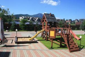Willa Kubik, Guest houses  Zakopane - big - 37