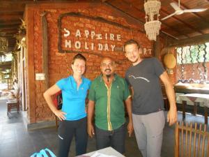 Sapphire Holiday Resort, Panziók  Ratnapura - big - 64